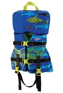 Speedo Infant Personal Flotation Device, Blue, 30-Pound