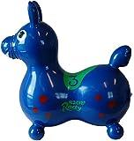 Gymnic / Racin' Rody Inflatable Hopping Horse, Blue
