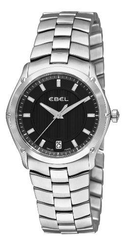 Ebel Classic Sport Grande Women's 32mm Sapphire Glass Date Watch 9954Q31-153450