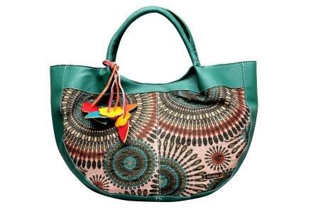 Murcia Murcia Hand Bag (Green)