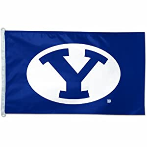 Buy NCAA Brigham Young Cougars 3-by-5 foot Flag by WinCraft