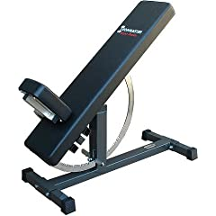 Ironmaster Super Bench Adjustable weight-lifting Bench by Ironmaster