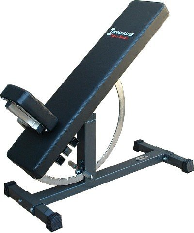 Ironmaster Super Bench Adjustable Weight Lifting Bench