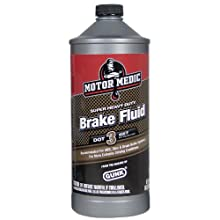 Motor Medic by Gunk M4332 DOT 3 Super Heavy Duty Brake Fluid - 32 oz.