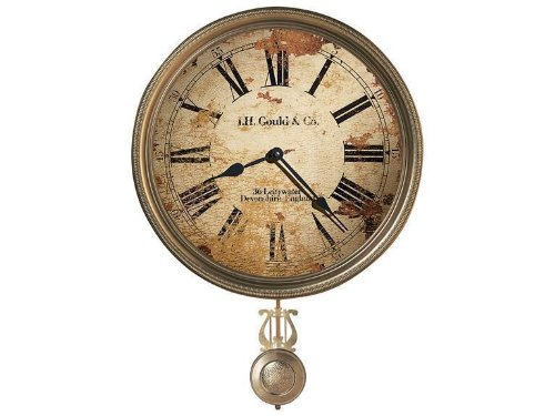 Howard Miller 620-441 J.H. Gould Co. III Wall Clock [Kitchen] # 620441
