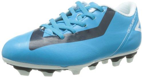Umbro  Geo Flare Shield Fg Jnr,  Scarpe da calcio uomo, Blu (Bleu (Atome/Nuit/Blanc)), 38