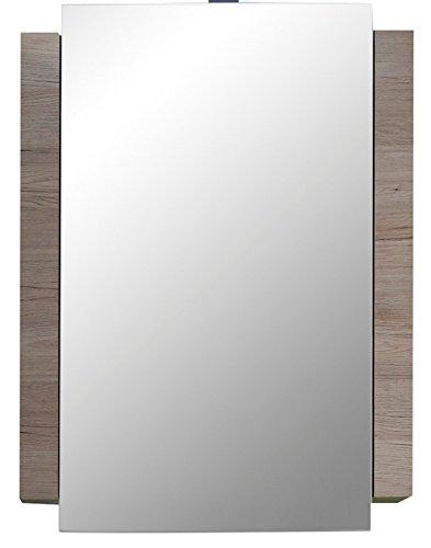 Trendteam Badezimmerspiegelschrank Eiche San Remo