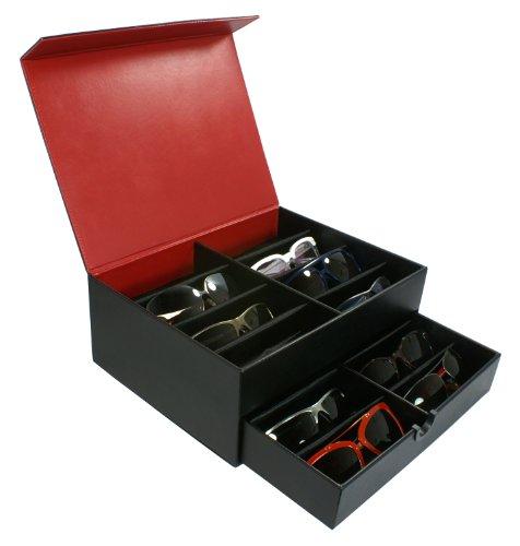 Edge I -Wear Collection 8 Piece Sunglass Eyewear