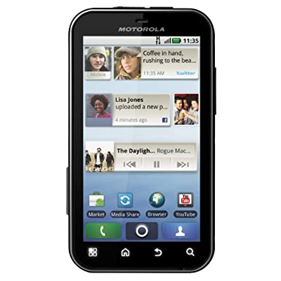Motorola Defy+ MB526 (Graphite Grey)