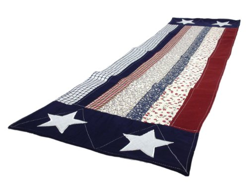 Americana Chic Table Runner