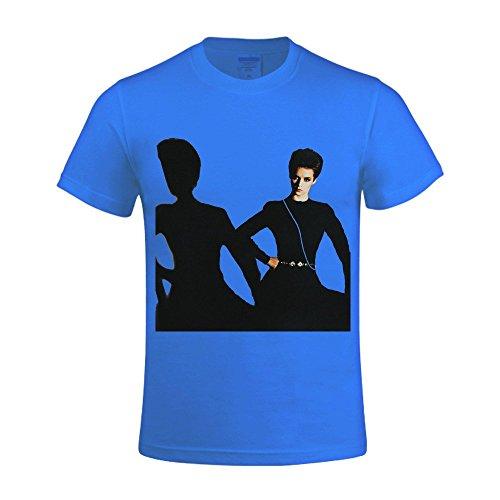 Sheena Easton Best Kept Secret Men's Round Neck Funny T Shirts Blue (Easton Motors compare prices)