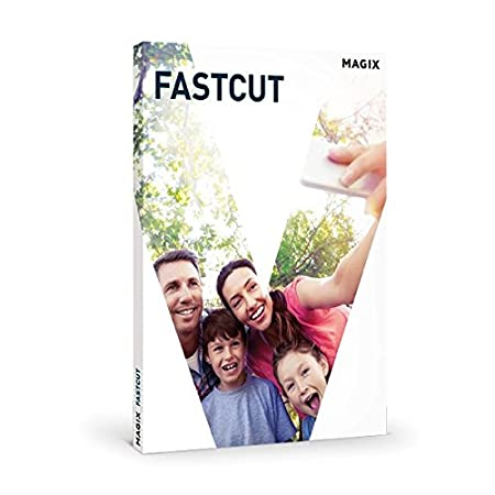 MAGIX Fastcut 2 - Automatic video editing in seconds