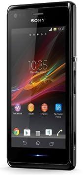 Sony Xperia M Smartphone débloqué (4 pouces - 4 Go) Noir (import Espagne)