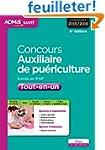 Concours Auxiliaire de pu�riculture -...