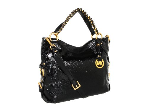 Michael Michael Kors Tristan Large Shoulder Tote Black