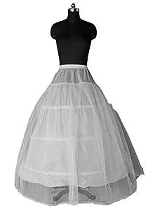 Bridess Gauze Bridal Crinoline Petticoat For Ball Gown Wedding Dress
