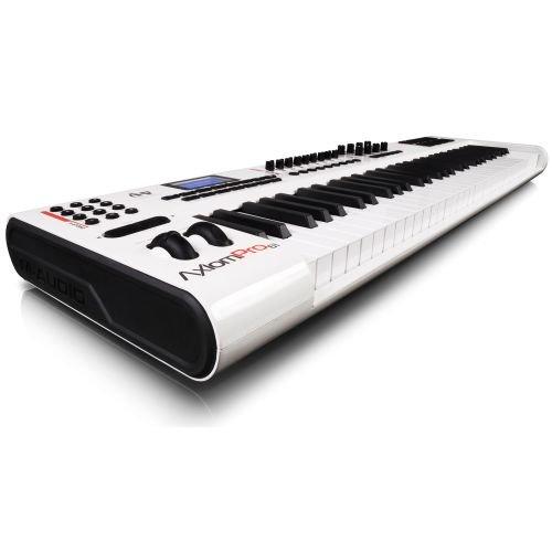 M-Audio Axiom Pro 61 Advanced 61-Key USB MIDI Controller with HyperControl Technology