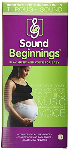 Sound Beginnings Product, Nude, Small Size B