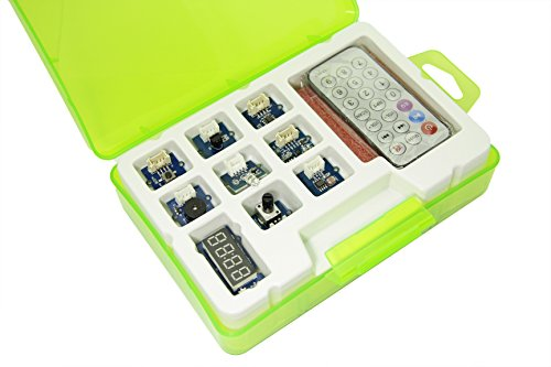 Seeedstudio Grove Starter Kit for mbed (Mbed Starter Kit compare prices)