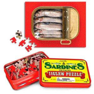 Sardine Tin Puzzle