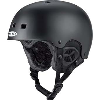 Nexo Casque de Ski LR-H-19 noir mat L