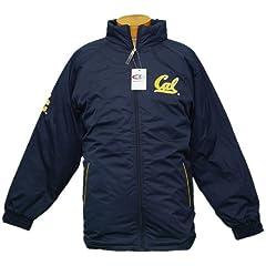 University of California Berkely CAL Golden Bears Plush Zip Up Jacket by Creation of Demand