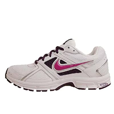 Air Retaliate White Purple Silver 2012 Womens Running Shoes 429647-100