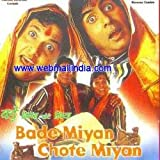 Bade Miyan Chote Miyan - Comedy DVD, Funny Videos