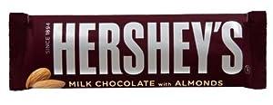 Cadbury Milk Chocolate Bar Filled With Roasted Almond - 3.5 Oz/ Bar, 14 ea