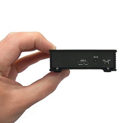 Oyen Digital U32-54-1000-M MiniPro 1TB External USB 3.0 Portable Hard Drive 7200RPM
