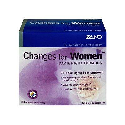 Zand Changes F Original Women Day And Night Formula - 60 Capsules