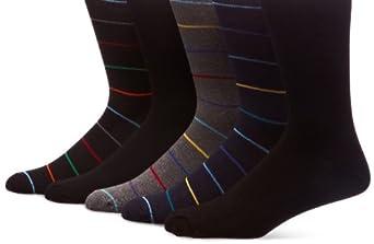 Marathon Chislehurst 5 Pack Men's Socks Black/Grey/Navy One Size