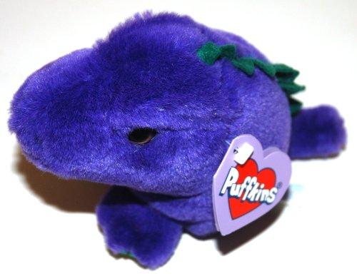 "Puffkins Dinosaur ""Danny"" Plush"
