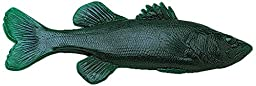 Nasco 9716673 Life/form Fish Replica, Large Mouth Bass, 10-1/2\