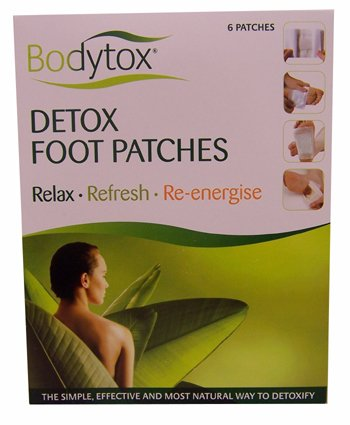Detox Foot Patches (Box of 6)