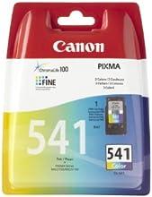 Comprar Canon CL-541 - Cartucho de tinta para impresora, multicolor (amarillo, cyan y magneta)