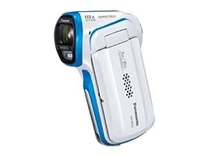Panasonic デジタルムービーカメラ 防水仕様 ホワイト HX-WA3-W