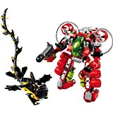 LEGO 66365 Atlantis - Pack 4 en 1