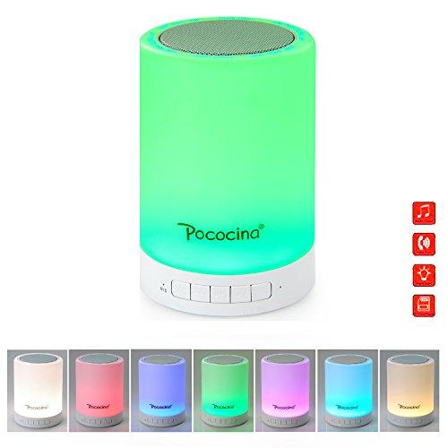 Pococina Us Bs001 Indoor Outdoor Color Changing Tap Light