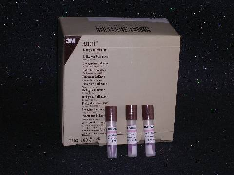 Autoclave Biological Indicator - Attest (100 per Pack) by 3M