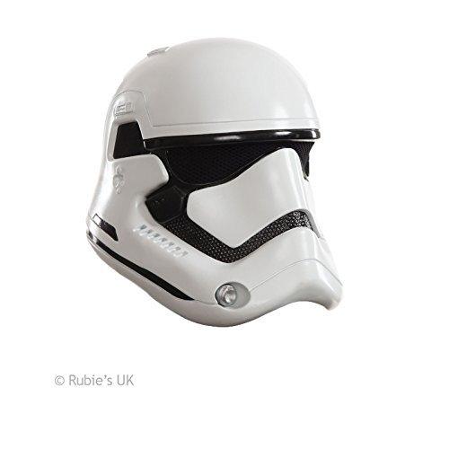 The Force Si Risveglia Accessorio Costume, Da Uomo Star Wars Stormtrooper 2 Pezzi Casco