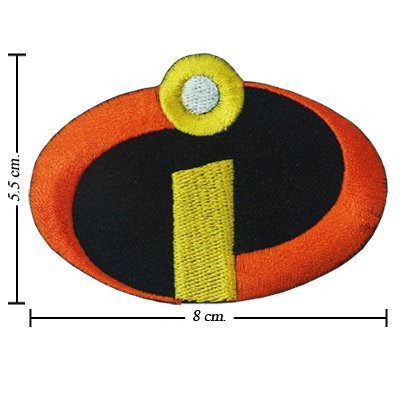Incredibles Logo Patch The Incredibles Logo