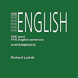 One Five English Intermediate (One Five English 3) Hörbuch