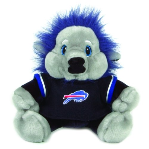 Buffalo Bills 9- Inch Plush Mascot at Amazon.com