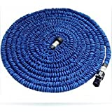 2014 Hot Selling 50FT Magic Hose With Spray Gun Expandable Flexible Water Pipe Garden Irrigation Hose Car USA...