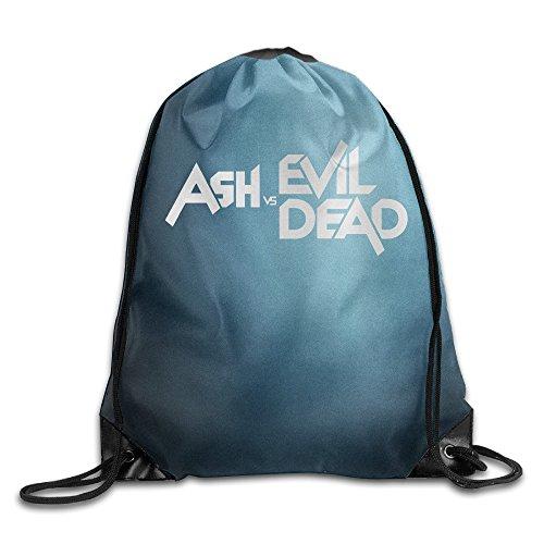 ZOENA Ash Vs Evil Dead Durable Cinch Pack Travel Valise Bag (Walking Dead Cooler Bag compare prices)