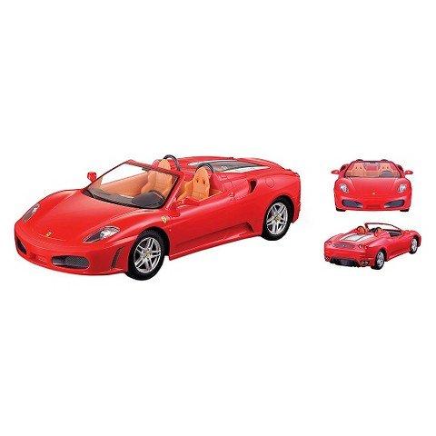 Braha Ferrari F430 Spider R/C Car (Dodge Nitro Steering Wheel Button compare prices)