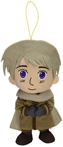 "Great Eastern GE-8922 Animation Official Hetalia Axis Powers Russia/Ivan 8"" Plush"