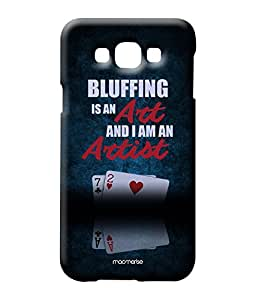 Art of Bluffing - Sublime Case for Samsung A8