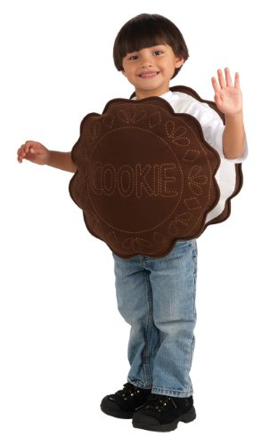 Rubie's Costume Trick Or Treat Sweeties Creamy Cookie Costume, Brown, Toddler